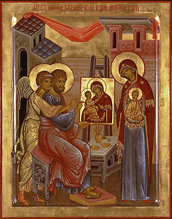 Traditional Christian Iconography - SERAPHIC RESTORATIONS - Marek ...